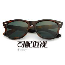 HAN SUNGLASSES太阳眼镜架HD5813L-C33 玳瑁框