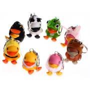金壳岛B.Duck变装小鸭子钥匙扣(赠品)(随机发货)