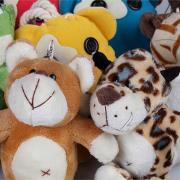 玩偶公仔毛绒玩具娃娃小挂件随机发货(活动专享)
