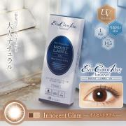 Ever Color 1day Natural Mosit Label UV保湿彩色隐形眼镜日抛型20片装-Innocent Glam