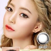 迷卡韩流时尚系列年抛一片装OAQD-睛彩灰