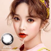 迷卡韩流时尚系列年抛一片装EPVD-炫丽灰