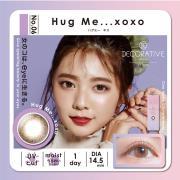 Decorative Eyes UVM美妆彩片日抛10片装-HUG ME...XOXO
