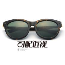 HAN RAZR-X9偏光太阳眼镜架HN51011L C5 玳瑁框