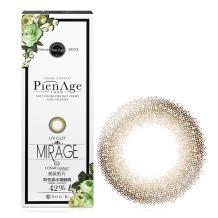 PienAge Luxe美妆彩片日抛10片装-Mirage