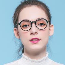 HAN COLLECTION ULTEM光学眼镜架-哑黑色(HN43000 C1)