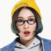 HAN时尚光学眼镜架HD3510-F03 质感玳瑁