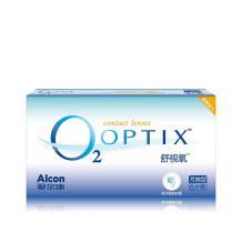 爱尔康视康舒视氧硅水凝胶月抛隐形眼镜6片装(新老包装随机发货)