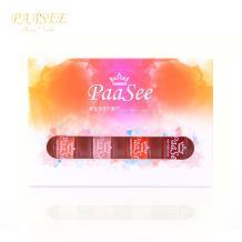 PaaSee PS05橘子焦糖四瓶组合装6ml*4瓶