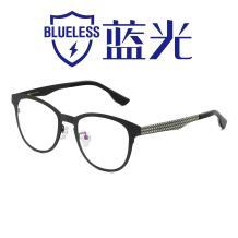 HAN時尚光學眼鏡架HD49109-F01經典啞黑
