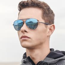 Calvin klein太阳眼镜CK1184S 121 枪框蓝色片
