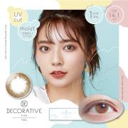 Decorative Eyes Veil美妆彩片日抛10片-HoneyGlass
