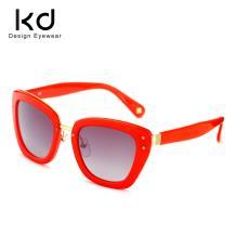 KD时尚太阳镜KD1432-S06  红色