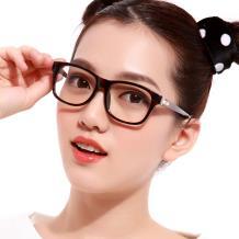 HAN MEGA-TR钛塑近视眼镜架-玳瑁(HD2901-F03)