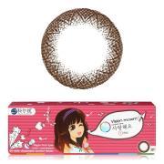 科尔视格言彩色隐形眼镜日抛30片装-甜心巧克力