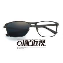 HAN SUNGLASSES太阳眼镜架HD5825-S01 黑框(MD)