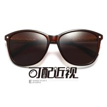 HAN SUNGLASSES太阳眼镜架HDX5802-C36酒红