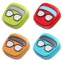 洁达隐形眼镜伴侣盒A-9009(颜色随机)