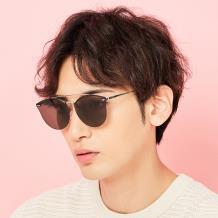 HAN RAZR-X9金属防UV太阳眼镜-金框水银片(HN51003M C2)