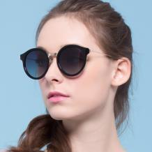 HAN 金属偏光太阳眼镜-黑框灰色片(HN55056 C3/S)(MD)