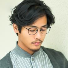 HAN純鈦光學眼鏡架-啞黑大碼(HN3312AL-F01)大臉適用