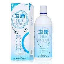 衛康X-BLUE多功能隱形眼鏡護理液500ml(新老包裝隨機)