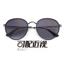 HAN时尚光学眼镜架HD59106-S12 黑框(男女通用)