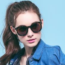 HAN RAZR-X9板材偏光太阳眼镜-玳瑁框棕片(HN61002 C02/M)