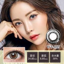 GEO迷卡彩色隐形眼镜年抛一片装 WT-B85