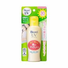 日本Biore/碧柔 温和防晒乳 SPF30 120ml  海淘专享