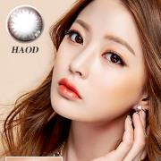 迷卡韩流时尚系列年抛一片装HAOD-裸妆褐
