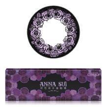 ANNASUI安娜苏日抛彩色隐形眼镜10片装-紫魅玫瑰