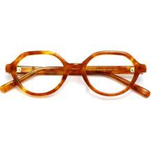 HAN时尚光学眼镜架HD4849-F03 浅玳瑁色