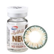 NEO蒽伊傲彩色隐形眼镜年抛一片装S5-3三色灰
