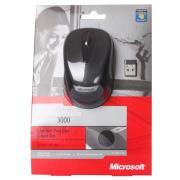 微软无线鼠标3000 V2.0黑色