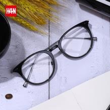 HAN COLLECTION光学眼镜架HN41050L C1 黑/枪