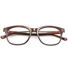 HAN MEGA-TR钛塑近视眼镜架-棕色(HD2902-F04)