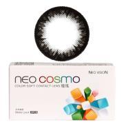 NEO 瞳瑶彩色隐形眼镜半年抛2片装-黑色