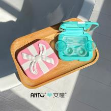 安瞳ANTO蒂芙尼Tiffany隐形眼镜储存盒
