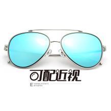 HAN SUNGLASSES太阳眼镜架HN52013L C5 银框