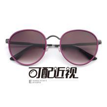 HAN时尚光学眼镜架HD59106-S13 紫框(女款)