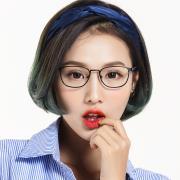 HAN时尚光学眼镜架-经典雅黑(HD4833-F01)
