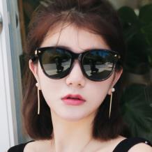 HAN RAZR-X9板材偏光太阳眼镜-玳瑁框绿片(HN51011L C3)