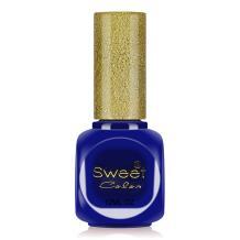 sweetcolor微光疗指甲油12ML 墨水蓝S012