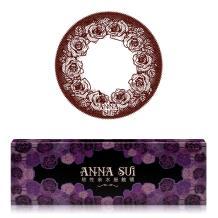 ANNASUI安娜苏日抛彩色隐形眼镜10片装-丽棕蔷薇
