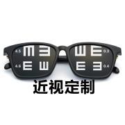 HAN SUNGLASSES太阳眼镜架HD5812-C31 黑框