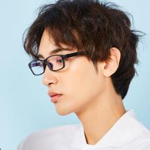 HAN COLLECTION光学眼镜架HD3101 F01哑黑