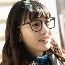 HAN COLLECTION板材光学眼镜架-玳瑁色(HN42059 C2/M)