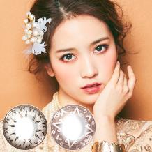 諾思魅眸巧克力美妝彩瞳日拋30片裝BL-1雙色棕 甜杏可可