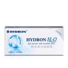 海昌H2O半年拋隱形眼鏡2片裝